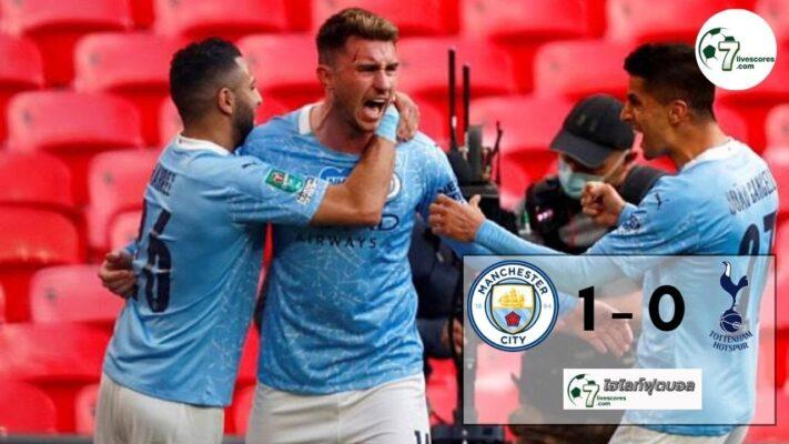 highlight EFL CUP Manchester City – Tottenham Hotspur 25-04-2021
