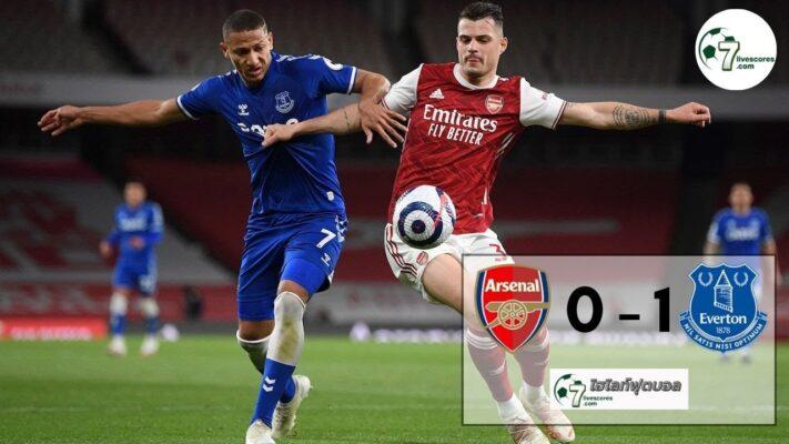 highlight premier Arsenal – Everton 23-04-2021