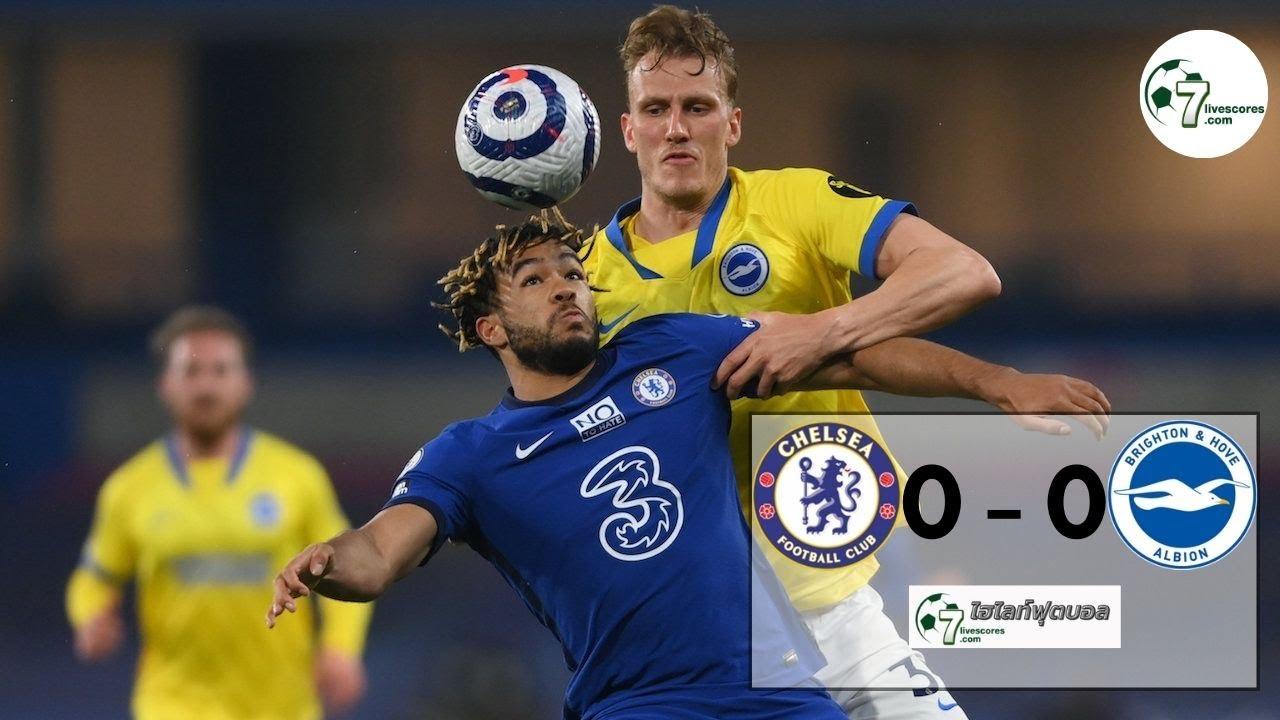highlight-premier-Chelsea-Brighton-20-04-2021