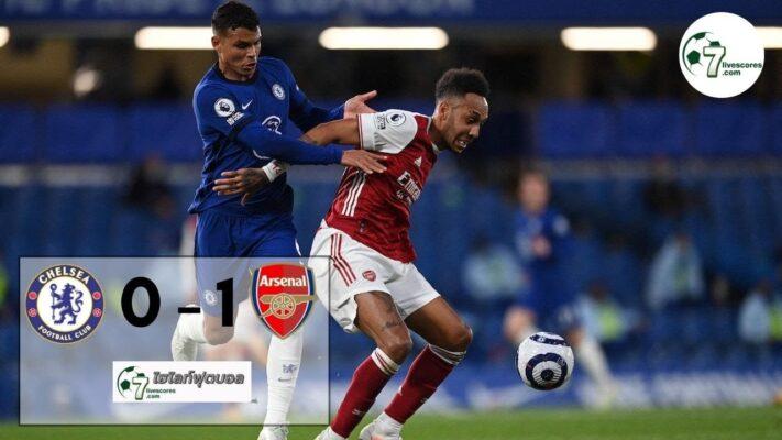 Highlight Premier League Chelsea - Arsenal 12-05-2021