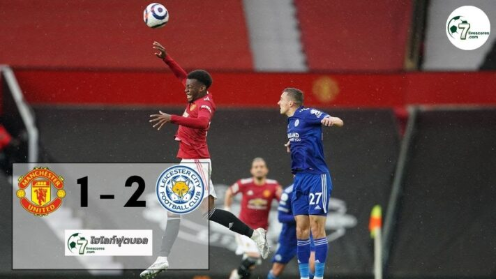 Highlight Premier League Manchester United - Leicester City 11-05-2021