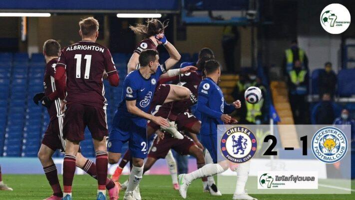 Highlight premier Chelsea - Leicester City 18-05-2021