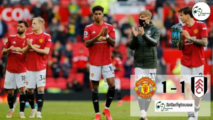 Highlight premier Manchester United - Fulham 19-05-2021