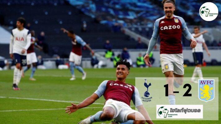 Highlight premier Tottenham Hotspur - Aston Villa 19-05-2021