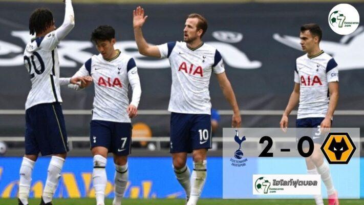 Highlight premier Tottenham Hotspur - Wolverhampton Wanderers 16-05-2021