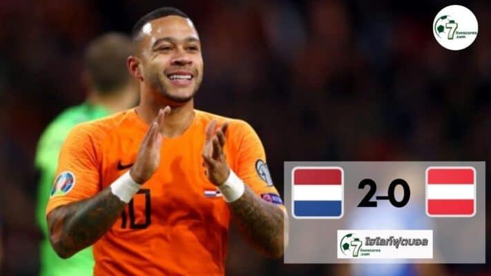 Highlight E uro 2020 Netherlands - Austria 17-06-2021
