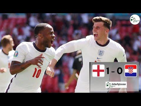 Highlight Euro 2020 England - Croatia 13-06-2021