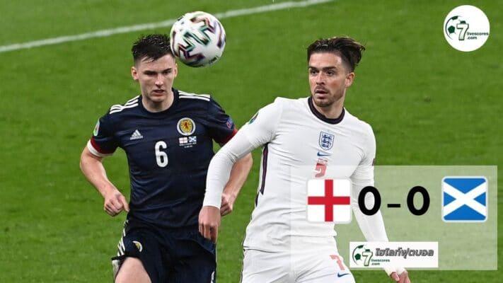 Highlight Euro 2020 England - Scotland 18-06-2021
