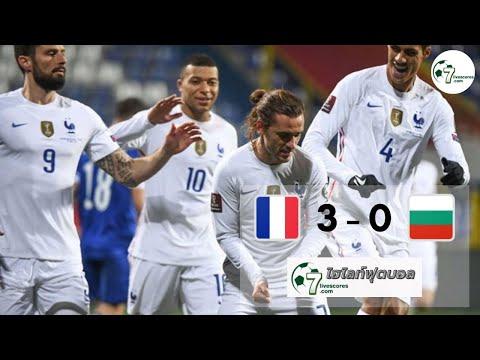 Highlight International Friendlies France - Bulgaria 08-06-2021