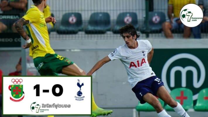 Highlight UEFA Conference League Paços Ferreira - Tottenham Hotspur 19-08-2021