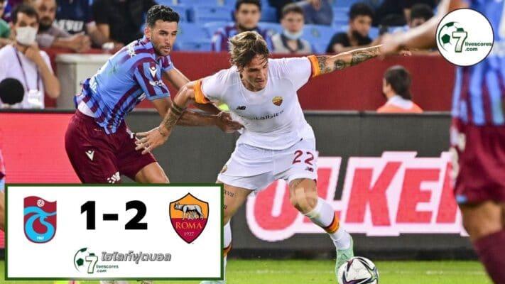 Highlight UEFA Europa Conference League Trabzonspor - Roma 19-08-2021