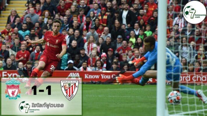 HighlightFootball Liverpool - Athletic Bilbao 08-08-2021