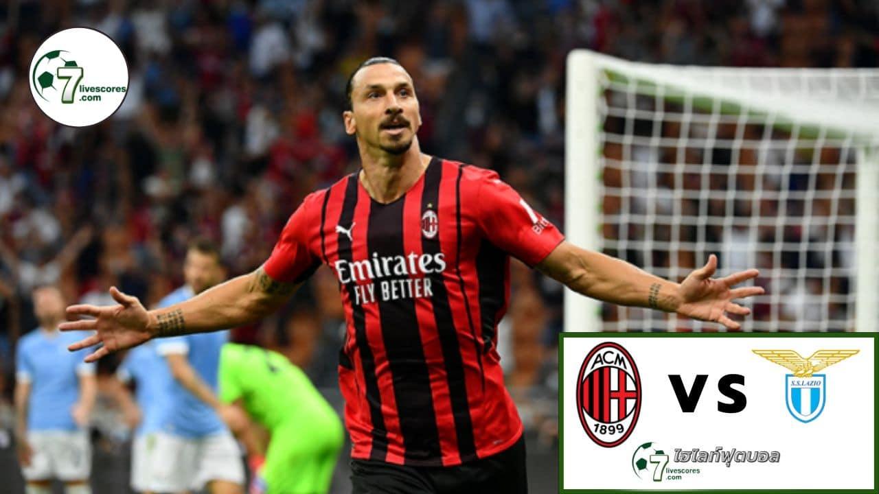 Highlight Italian Serie A Milan - Lazio 12-09-2021