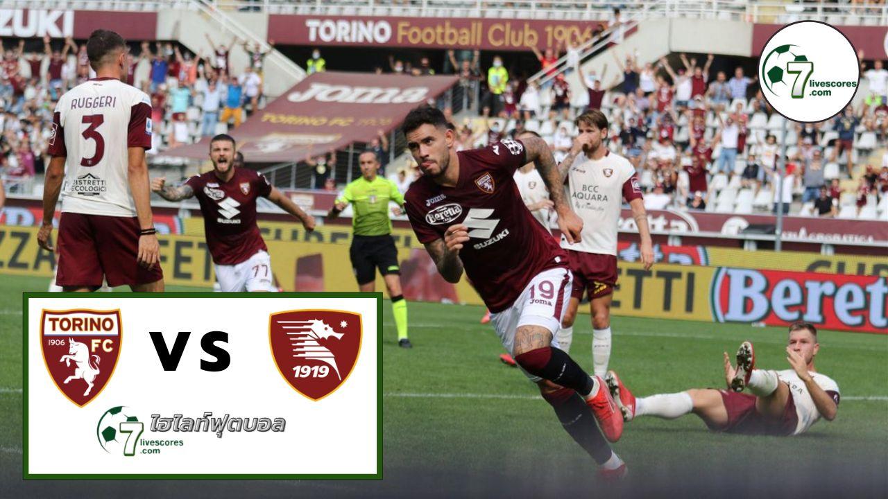 Highlight Italian Serie A Torino - Salernitana 12-09-2021