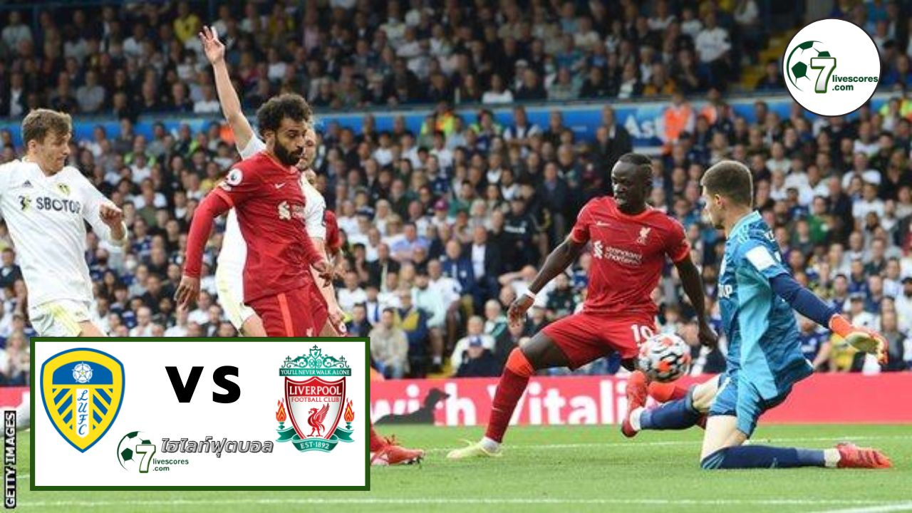 Highlight Premier League Leeds United - Liverpool 13-09-2021