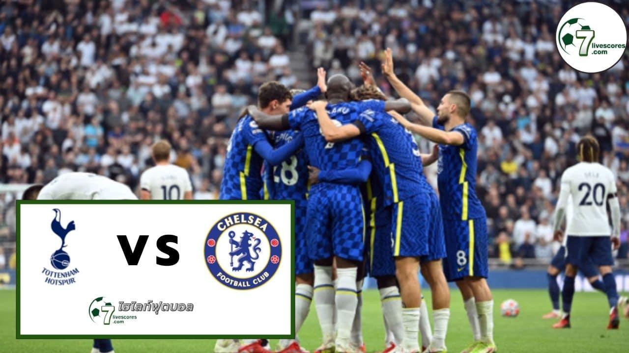 Highlight Premier League Tottenham Hotspur - Chelsea 19-09-2021