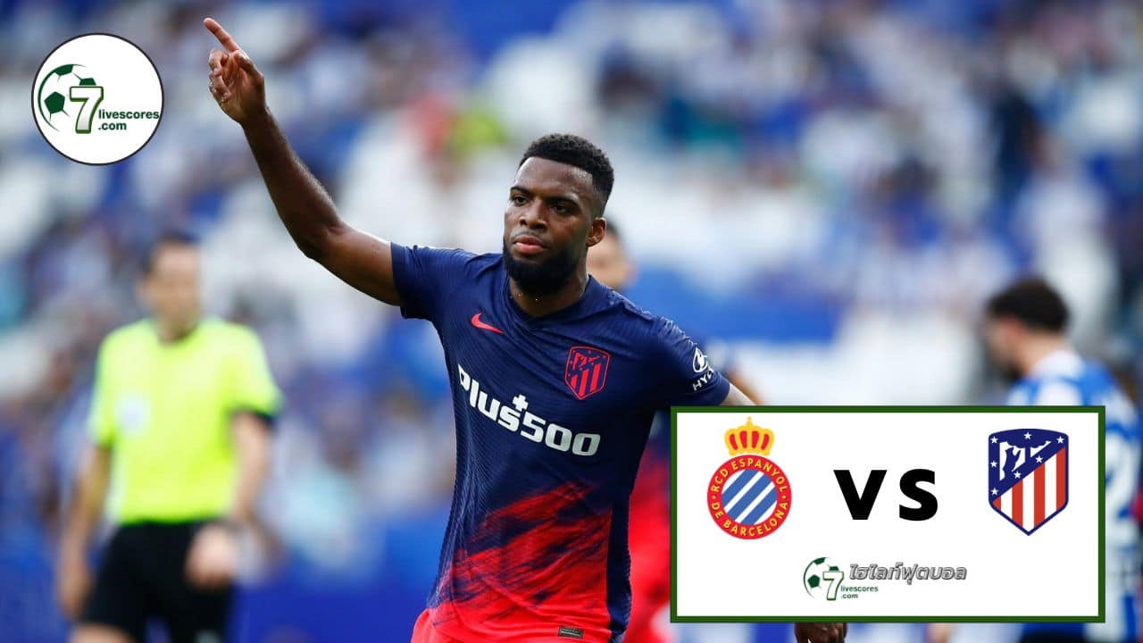 Highlight Spanish La Liga RCD Espanyol - Atlético de Madrid 12-09-2021
