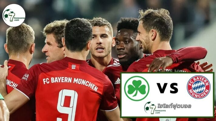 Highlights Germany Bundesliga Greuther Fürth - FC Bayern München 24-09-2021