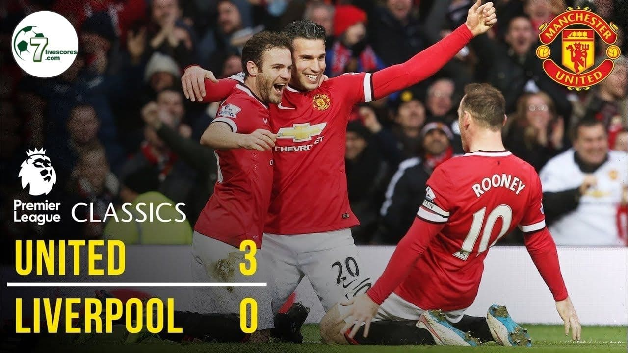 Highlights Manchester United 3-0 Liverpool (1415) Premier League Classics Manchester United