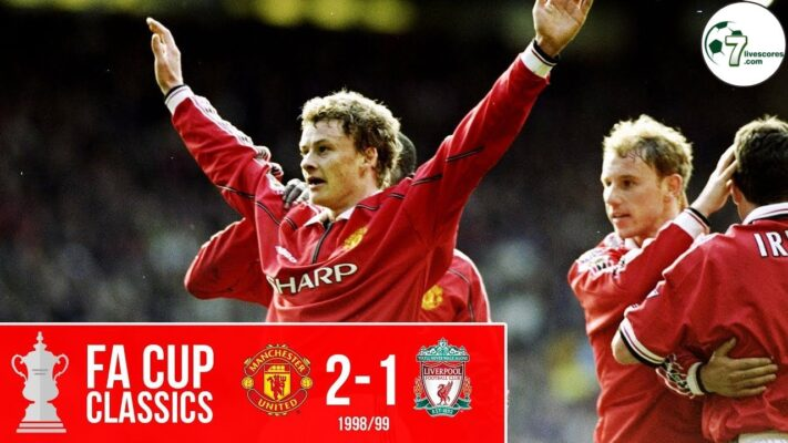 -Highlights On This Day Solskjaer Sinks Liverpool Manchester United 2-1 Liverpool FA Cup Classics