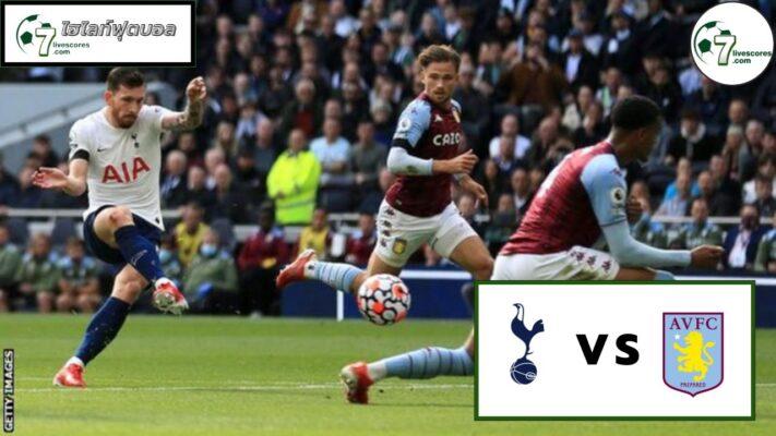 Highlights Premier League Tottenham Hotspur - Aston Villa 03-10-2021